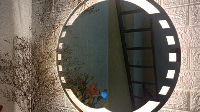 Gương đèn led cảm ứng